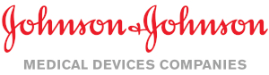 Johnson and Johnson Medical Devices Companies logo that links to their home page